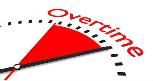 Manage leakages in Overtime Bill