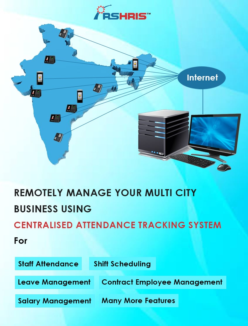 Centralized Attendance Tracking System (RS-CATS)
