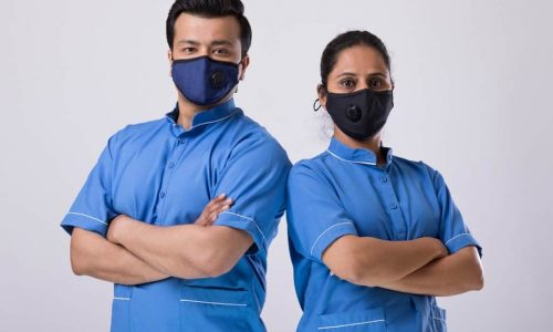 Face Recognition for Healthcare staff